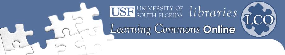 Learning Commons Online Logo